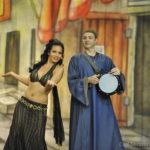 Ava Fleming and Karim Nagi